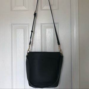Old Navy Crossbody Bucket Bag